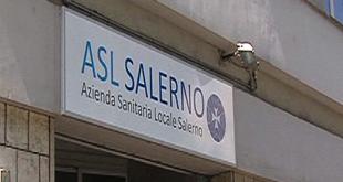 Insegna dell'ASL di Salerno