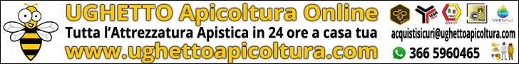 Agraria Ughetto Materiale Apistico Italia